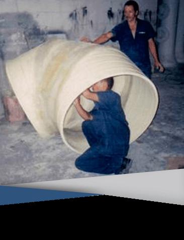PV Fibra - Productos en fibra de vidrio - Embudos