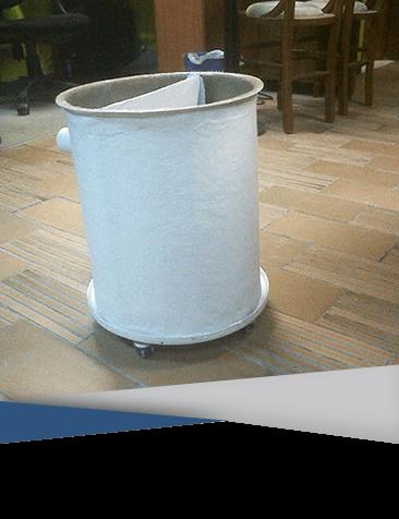 PV Fibra - Productos en fibra de vidrio - Trampas