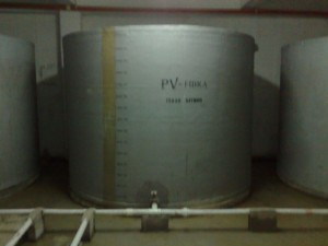 tanques de agua