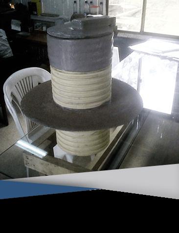 PV Fibra - Productos en fibra de vidrio - Charnelas