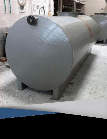 PV Fibra - Productos en fibra de vidrio - Tanques