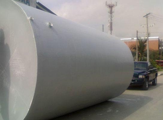 PV Fibra - Tanques