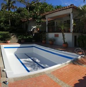 piscina pvc