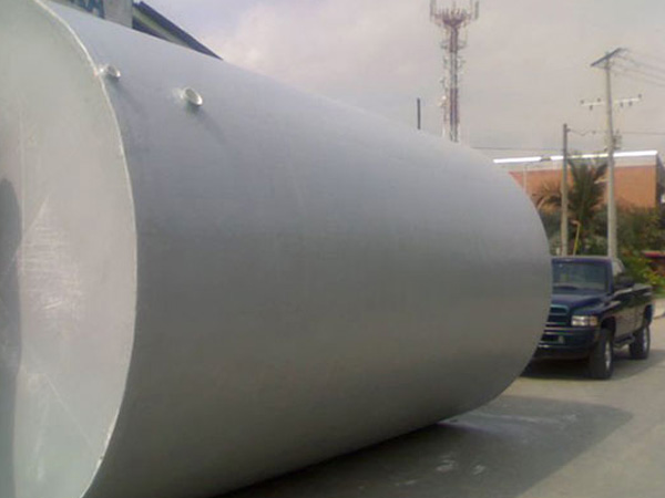 tanque industrial